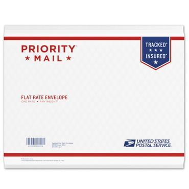USPS Padded Express Envelope